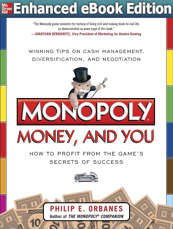持参元気な安全でないMonopoly, Money, and You: How to Profit from the Game's Secrets of Success ENHANCED EBOOK (English Edition)