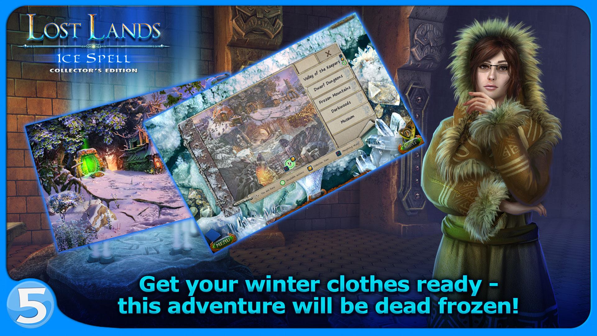 Lost Lands: Ice Spell (Full)