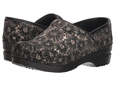 Sanita Professional Daisy Metallic (Black) Women