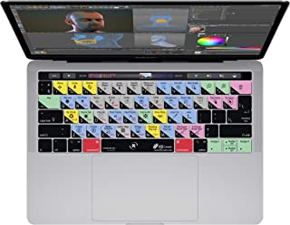 Cinema 4D Keyboard Cover for MacBook Pro (Late 2016+) w/Touch Bar