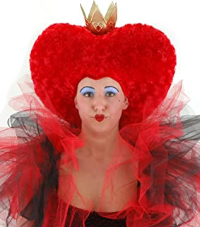 Disney Alice in Wonderland Red Queen Plush Hat by elope