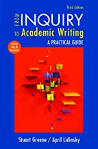From Inquiry to Academic Writing with 2016 MLA Update