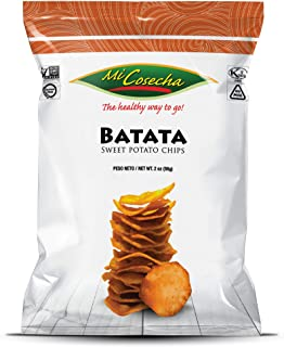 Mi Cosecha The Healthy Way To Go, Sweet Potato Chips, Batata, 2 Ounce (Pack of 1)