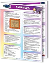 Ayurveda Guide - Holistic Medicine Quick Reference Guide by Permacharts