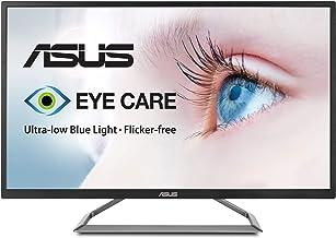 """نمایشگر Asus VA32UQ 31.5 """"HDR Monitor 4K (3840 X 2160) FreeSync DisplayPort HDMI HDR10، Black (تمدید شده)"""