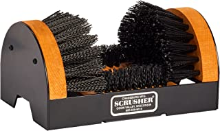 scrusher boot brush