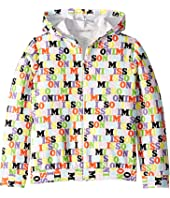 Missoni Kids - All Over Logo Hoodie (Big Kids)