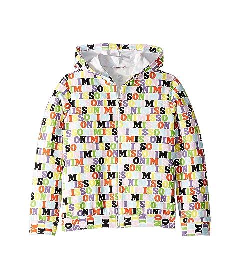 Missoni Kids All Over Logo Hoodie (Big Kids)