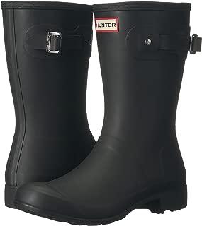 Hunter Women's Original Tour Short Packable Rain Boots
