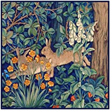 Orenco Originals Forest Rabbits by William Morris Counted Cross Stitch Pattern