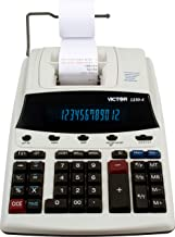VCT12304 - Victor 1230-4 Fluorescent Display Printing Calculator photo