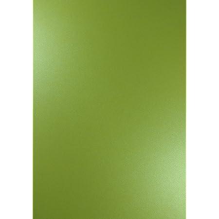 Netuno 10 x Perlmutt-Creme 120g Papier DIN A4 210x297mm Majestic Candelight Cream doppelseitig schimmernd Perlglanz Pearl-Papier metallic gl/änzend Bastel-Karton f/ür Inkjet und Laser Drucker