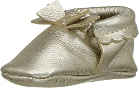 Soft Sole Bow Moccasins (Infant/Toddler)