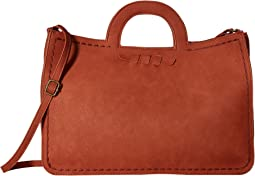 Large Top-Handle Convertible Tote