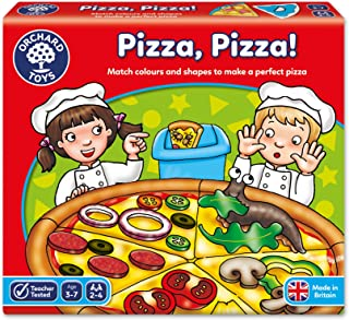 Orchard Toys Pizza, Pizza! Children's Game, Multi, One Size