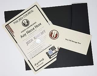hologram certificate