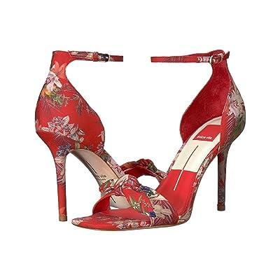 Dolce Vita Helana (Red Multi Floral Print) Women