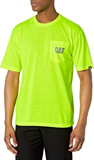 Men's Hi-Vis Trademark Pocket T-Shirt
