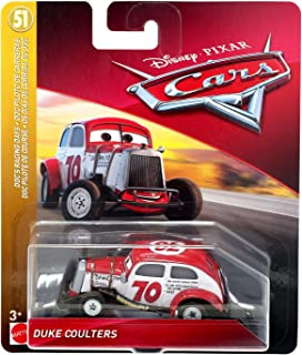 Disney Pixar Cars Duke Coulters