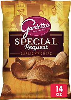 Gardetto's, Roasted Garlic Rye Chips, 14 oz. Bag