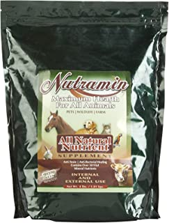Nutramin 4lbs Powder Ion-Min for All Animals