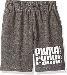 PUMA Boys 41193378FME-P011 Boys' Cotton Shorts Shorts
