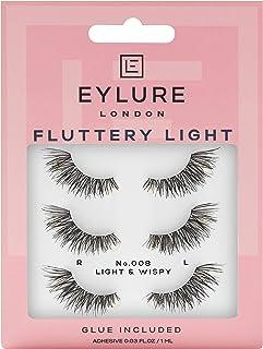 Eylure Eyl Fluttery Light 008 Multipack