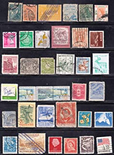 Postage Stamps from Around The World A28