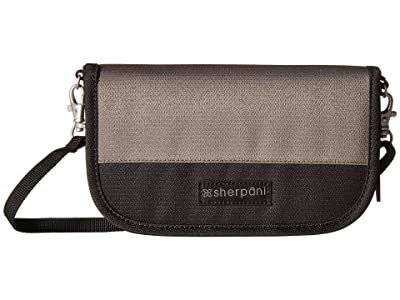 Sherpani Zoe 2.0 (Flint/Raven) Handbags