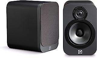 Q Acoustics 3020 Boekenplank luidsprekers (paar) (grafiet)
