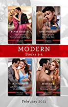 Modern Box Set 1-4 Feb 2021/The Greek's Convenient Cinderella/Waking Up in His Royal Bed/After the Billionaire's Wedding V...