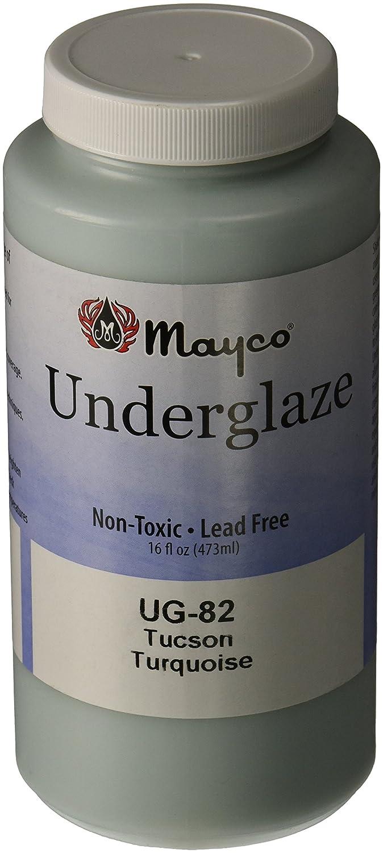 Sax True Flow trust Underglaze Max 46% OFF Tucson Turquoise Pint 1