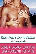 Real Men Do It Better: Four Steamy Novellas (Tempting Navy SEALs Book 3)