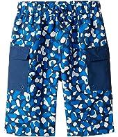 Stella McCartney Kids - Camo Swim Shorts (Toddler/Little Kids/Big Kids)