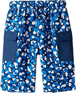 Camo Swim Shorts (Toddler/Little Kids/Big Kids)