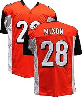 Best joe mixon orange jersey Reviews