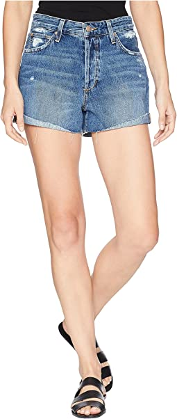 Lover Boyfriend Shorts in Tamryn