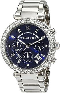 Michael Kors Stainless Steel Watch For Women, MK6117