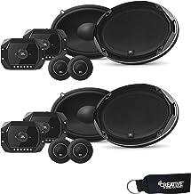$599 » JBL STADIUMGTO960C Stadium Series 6x9 Inch Step-up Car Audio Component Speaker Systems - Two Pairs (Renewed)