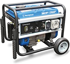 Westinghouse WHXC3750-PRO Professional Series Portable Generator