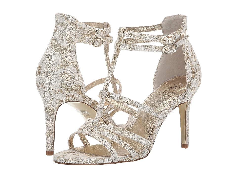 Adrianna Papell Adara Heeled Sandal (Nude) High Heels