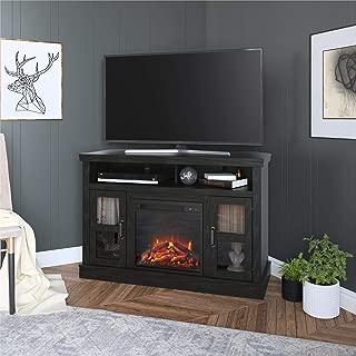 Ameriwood Home Tinley Park Corner Fireplace 54