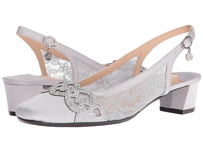 J. Renee Faleece (Steel Gray) Women's Shoes
