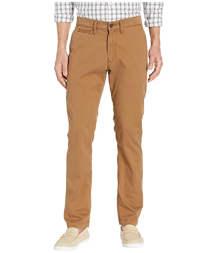 Lucky Brand  Chino Pants (Buzzard Brown) Mens Casual Pants