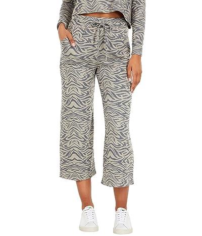 Beyond Yoga Wide Leg High Waisted Cropped Sweatpants