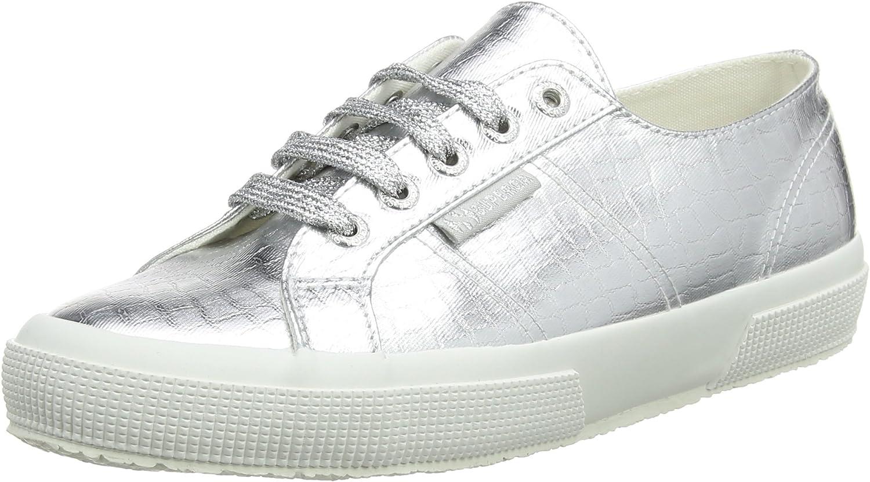 Superga 2750 Cotmetembossedcoccow Womens shoes