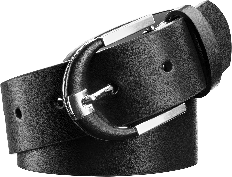 Genuine Leather Stylish Casual Dress Belt For Girls/Boys