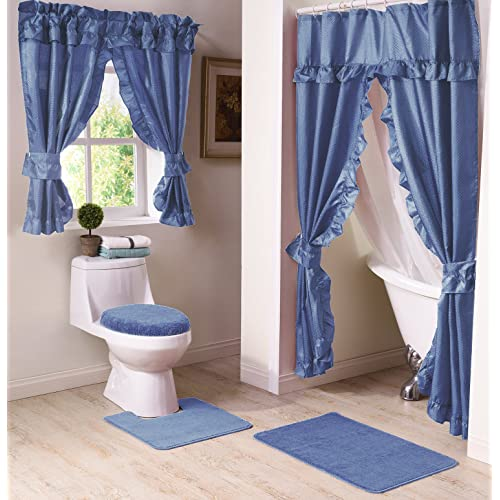 Miraculous Bathroom Window Curtains Amazon Co Uk Download Free Architecture Designs Lukepmadebymaigaardcom