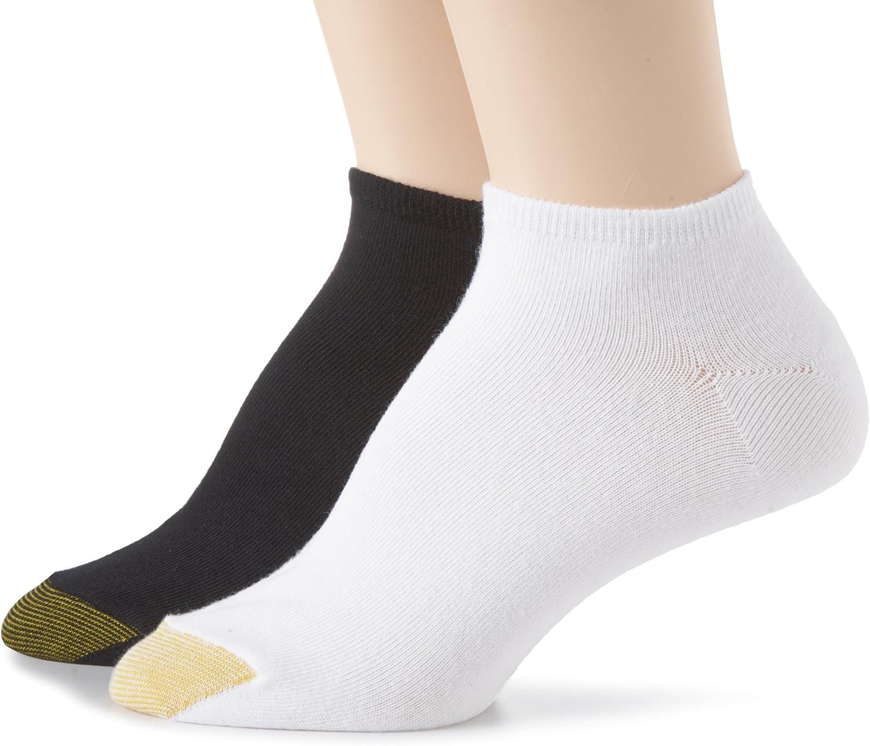 Gold Toe Women's Jersey Liner Socks, 6-Pairs