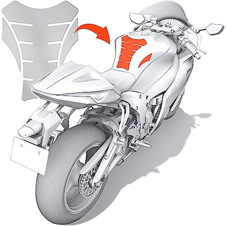 Tankpad 3d Mit Wunschmotiv Passend Für Motorrad Tanks Form 44 Auto